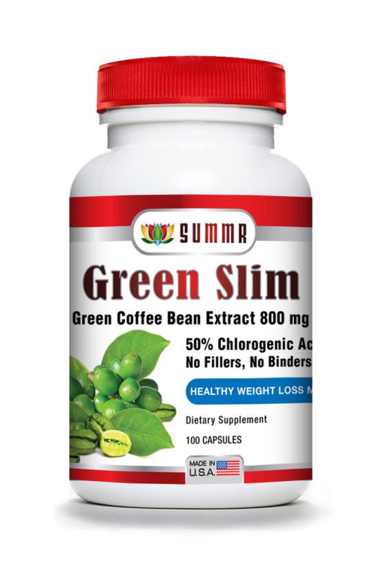 Supplement-bottle-green-slim